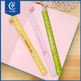 Cartoon PVC Ruler, Cheap Price Good Quality Plastic Ruler