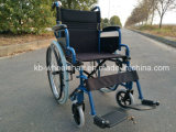 Portable, Stainless Steel Manual Wheelchair