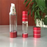 30ml 50ml 100ml Acrylic Custom Cosmetic Bottle Luxury Cosmetic Packaging