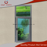 Low Price Aluminum Profile Double Glazing Casement/Swing Window