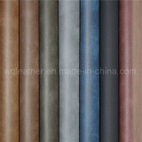 Hot Sale Synthetic PU Fabric Leather for Shoes & Bags