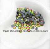 2017 Hot Sale Citrine Rose Color Wholesale High Qality Hot Fix Rhinestone Preciosa Crystal (TP-citrine rose)