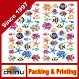 Custom Puffy Classic Stickers (440029)