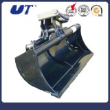 Excavator Parts Tilting Ditch Cleaning Buckets