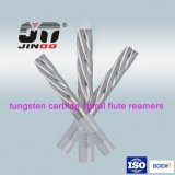 Solid Carbide Straight Flutes Reamers 4/6 Flutes