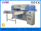 Automatic Feeding Four Column Type Hydraulic Fabric Cutting Machine