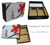 Corrugated Paper Box for Tea Packaging