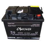 12V55ah Lead Acid Mf Car Battery 12V 55ah DIN55mf
