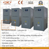 8 Kw Industrial Precision Oil Cooler for Cooled Oil