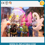 Custom Made Inflatable Wings Costume, Inflatable Performance Costume, Inflatable Festival Usage Costume for Sale