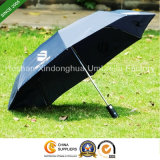 Quality Automatic Compact Executive Umbrella with LED Light Handle (FU-3821AL)