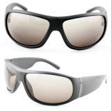 High Quality Polarized Brand Designer Basketball Sport Sunglasses (91203)