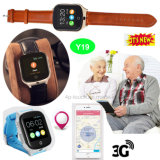 3G WiFi Adults GPS Tracker Watch with Sos Button