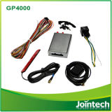 GPS Tracker with Temperature Sensor for Reefer Truck Temperature Monitoring Solution