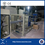 Twin Screw PVC Pipe Extruder Machine