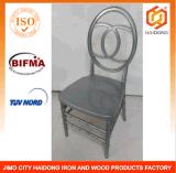 Wholesale Silver Polycarbonate Resin Double C Phoenix Chair
