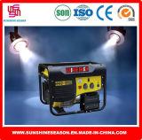 3kw Gasoline Generator Set for Home & Outdoor Use (SP5500E1)