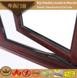Customizable Double Layer Clear Glass Aluminium Casement Windows