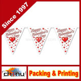 Happy Valentine′s Day Pennant Banner Party Accessory (420038)