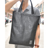 Korean Tide Bag Shopping Bag Retro Minimalist Tote Bag (1002)