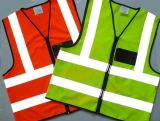 Safety Traffic Reflective Vest China Supplier with Ce