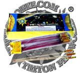 3 Whistling Moon Traveler Bottle Rocket Fireworks Toy Fireworks