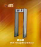 Walk Through Metal Detectors (Detection) (VO-1000A, VO-8000, VO-600, VO-2400)