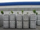 High Purity 99.7% 99.99% Aluminium Ingot Factory / Manufacturer