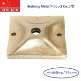 Formwork Accessories Wing Nut Pressed Waler Plate