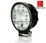 LED Car Light of LED Work Light Epistar Round Waterproof IP68 24W for SUV Car LED Offroad Light and LED Driving Light