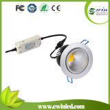 5500k-6500k Epistar 10W Resseced LED Bathroom Downlights