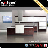 2015 New Welbom High Glossy Modular Kitchen Cabinets