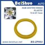 High Quality CNC ABS Plastic Hub Centric Rings
