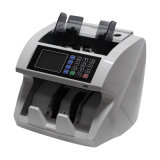 One Pocket Banknote Value Counter with Full Detection and Optional S/N Printing Function for EUR and USD