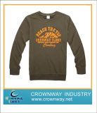 Men Crew Neck Sweatshirt/Hoodies with Printing
