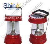 Portable Solar Lantern New Design with FM