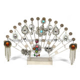Wrought Iron Metal Stand for Earring (wy-128)