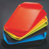 Dinnerware ABS Rectangular Trays with Handle