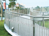 High Qualtiy Hot Dipped Galvanized Pipe for Handrail
