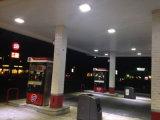 New Design Lighting Petrol Station 120W LED Under Canopy Lighting