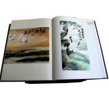 Hard Cover Fancy Paper Photo Book Printing