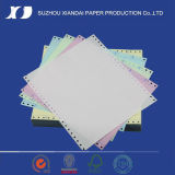 Different Color and Multiply Continous Computer Printing Paper