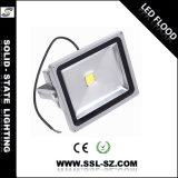 60W High Lumens Waterproof Outdoor LED Flood Light (CE, RoHS)