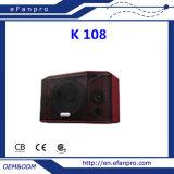 Elegant Shape Classic Sing Room Loudspeaker (K 108) Professional Karaoke Speaker