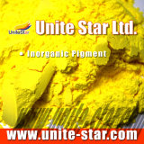 Inorganic Pigment Yellow 32 for Corrosion Resistant Coating