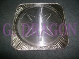 Aluminum Foil Pan Used in Freezer, Oven, Steaming (AFC-014)