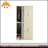 Factory Worker Use 6 Door Clothes Storage Steel Cupboard Price