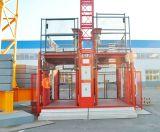 CE Approved Construction Hoist, Construction Site Elevator (SC200/200)