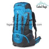 Top Outdoor Mountain Gear Waterproof Hiking Bag Camping Travel Backpack