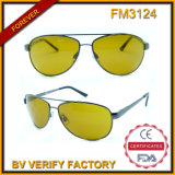FM3124 Pilot Sunglasses with Night Vision Lens